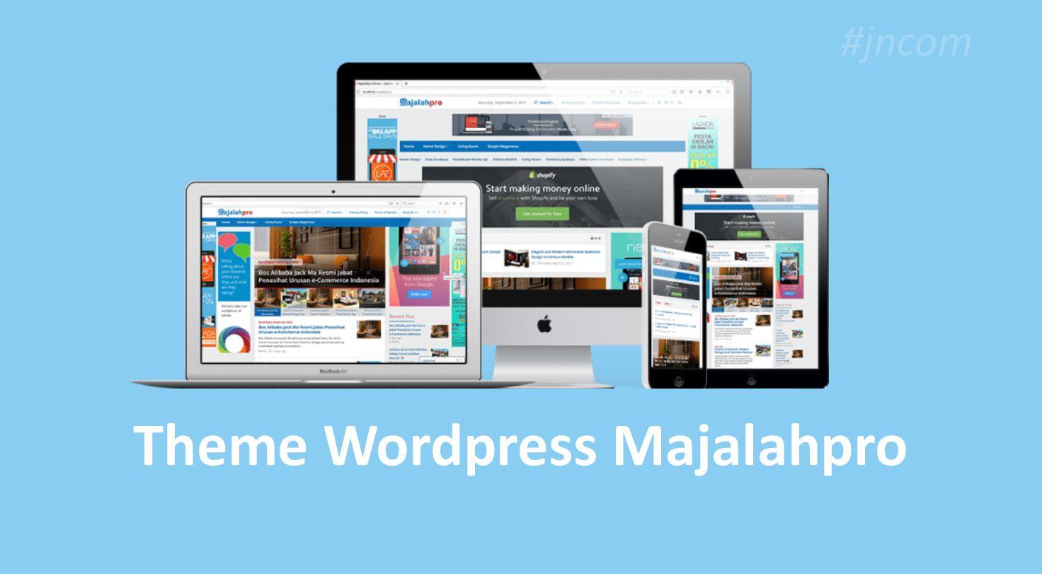 Majalahpro WordPress Theme